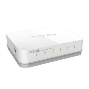 Switch D-Link GO-SW-5G 5...